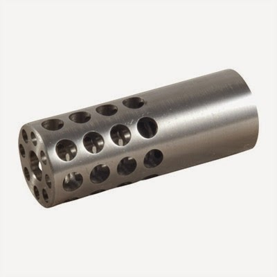 2.Muzzle Brake